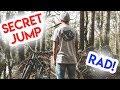 NEW DIRT JUMP FEATURES & MAINTENANCE AT SECRET JUMP!