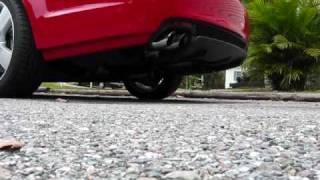 Pontiac G8 GT Stock and Corsa Catback Comparison