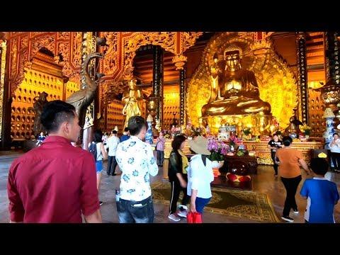 Ninh Binh, Vietnam | A Tour of the Bai Dinh Pagoda