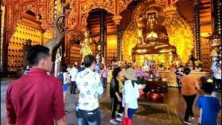 Exploring the Incredible Bai Dinh Pagoda in Vietnam