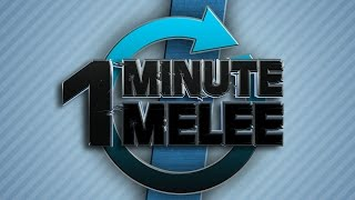 NEW SERIES One Minute Melee Debuts Monday!