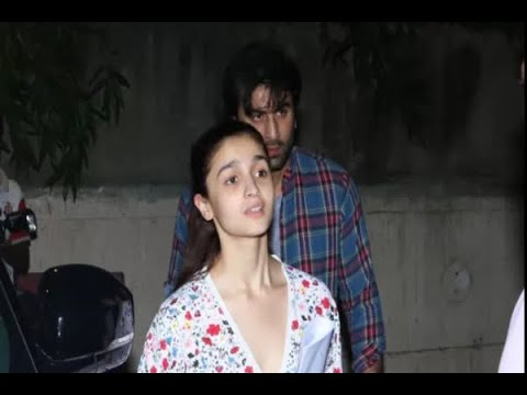 Alia Bhatt with Ranbir Kapoor at dance class Mp3