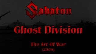 Watch Sabaton Ghost Division video