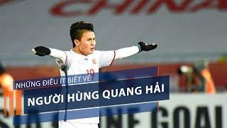 Những điều ít biết về người hùng Quang Hải | VTC1