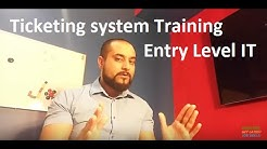 Ticketing System Training for IT Support Part 1