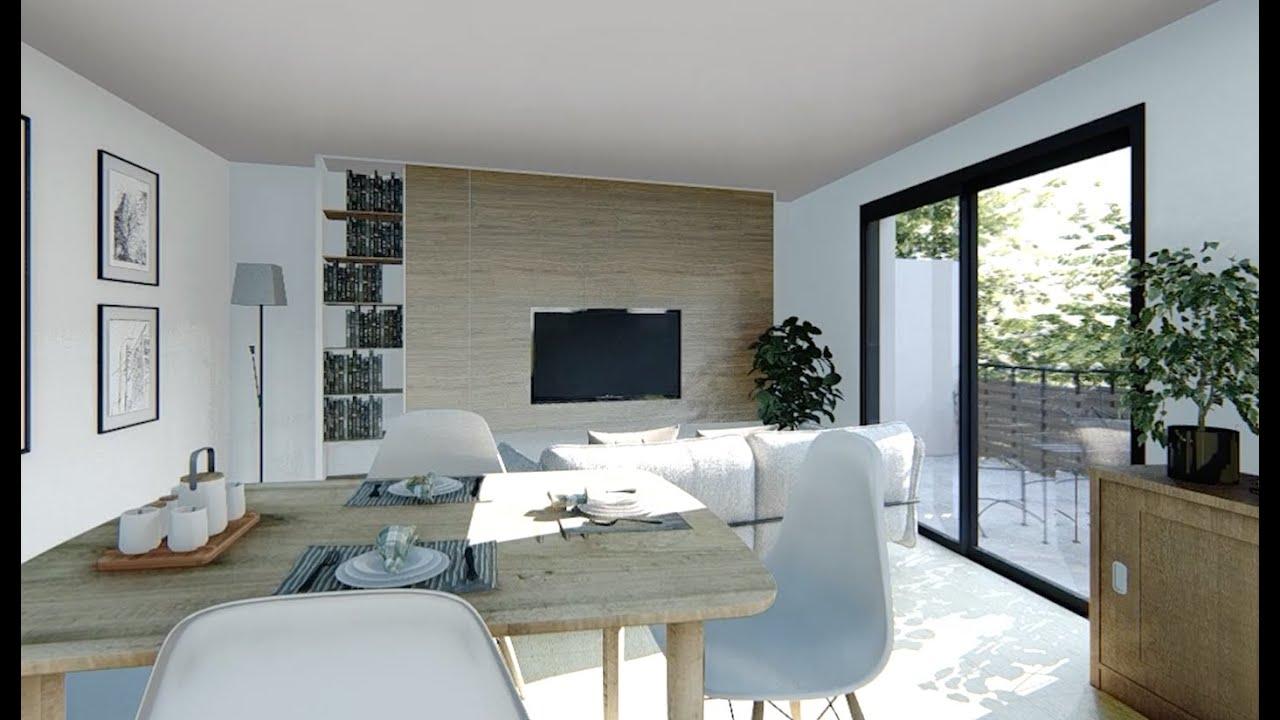 Appartement neuf à Saint-Rémy-de-Provence
