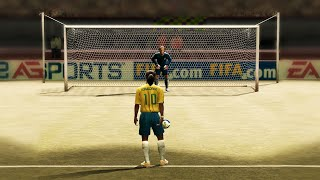Penalty Kicks From FIFA 94 to 21