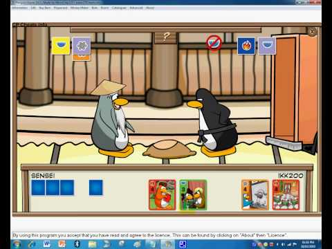 All Of My CP Card Jitsu Cards (58) And What They Do!