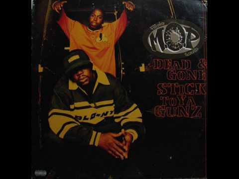 MOP ft Kool G Rap - Stick To Ya Gunz (Pete Rock Remix)