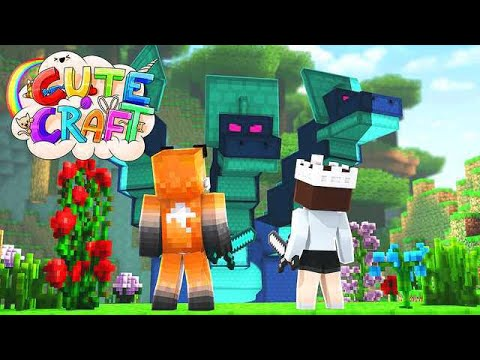 THE HEAD IS GROWING BACK - Minecraft CuteCraft Ep 18