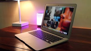 Apple Macbook Air Unboxing in 2017