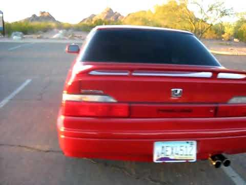 1991 Honda Prelude Si 4WS 5MT