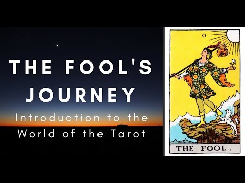 The Fool's Journey - Introduction to the World of the Tarot w/ Bernard Alvarez