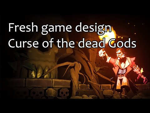 Curse of the dead gods - One of the most fair and rogue-lites - Fresh game design |