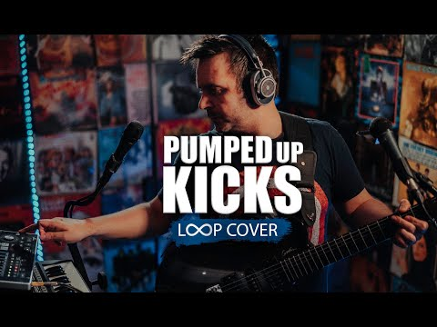 Pumped Up Kicks | Foster The People Loop Pedal Cover (Duo)