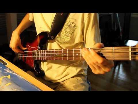 Joe Satriani - Summer Song on Bass