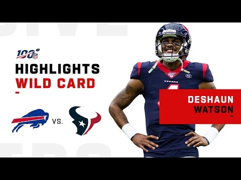 Deshaun Watson Brings the OT Magic! | NFL 2019 Highlights
