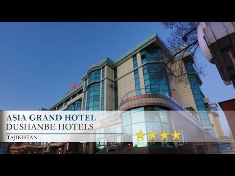 Asia Grand Hotel - Dushanbe Hotels, Tajikistan