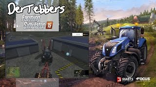 Farming Simulator 15 - 014 - The Rain in Spain.. err.. Bjornholm