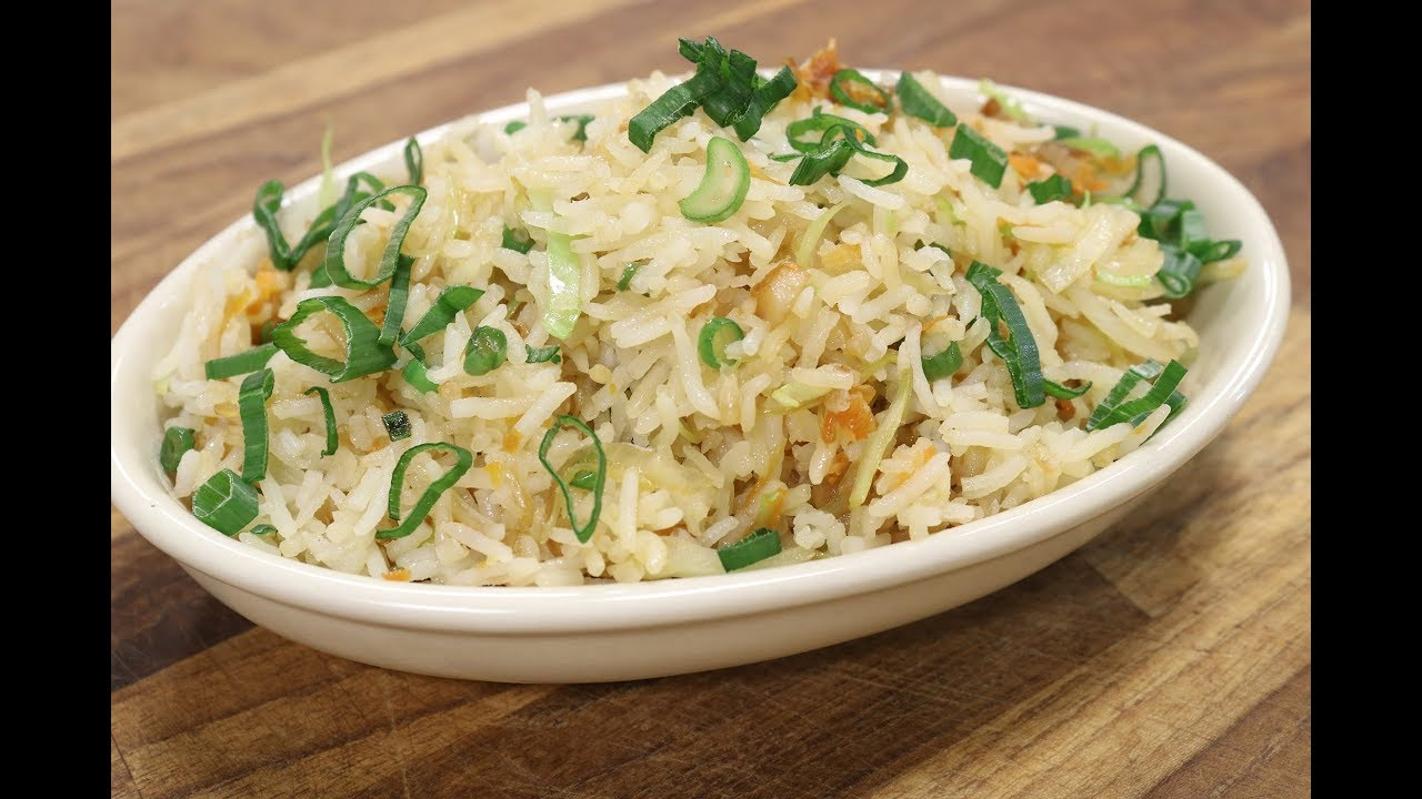 Burnt garlic vegetable fried rice recipes under 15 minutes chef burnt garlic vegetable fried rice ccuart Gallery