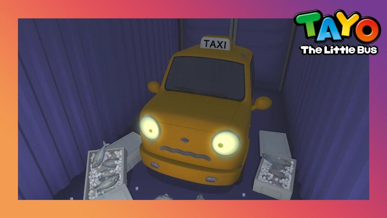 Tayo Phần đặc biệt l #94 Taxi Nuri bị mắc kẹt! l Phim hoạt hình cho trẻ em