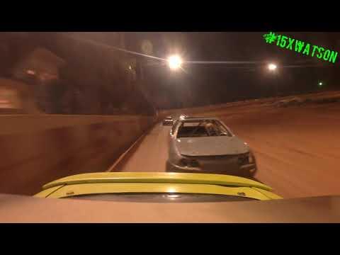 Harris Speedway FWD 4 Main Event Rear Cam 9-23-17