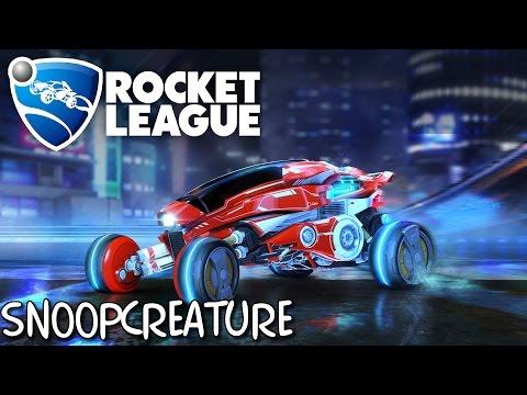Rocket League w/ Host SnoopCreature, Chelsea, Zent & Silver - PS4 Live Stream