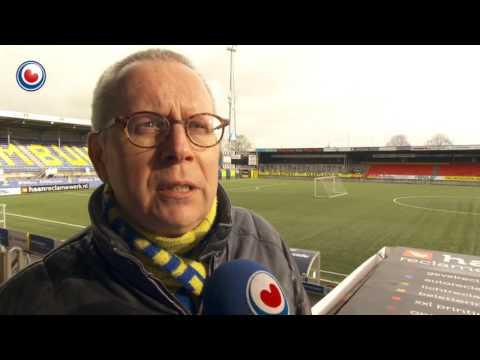 Supporters SC Cambuur blijven positief over Henk de Jong
