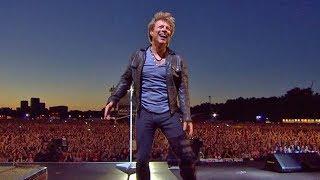 Bon Jovi - Livin' on a Prayer (Hyde Park 2011)