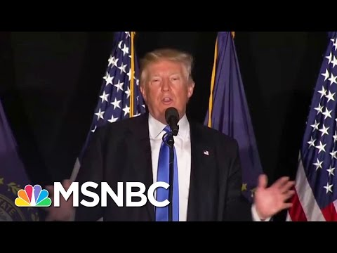 Trump Spends Week Courting Minority Voters | Hardball | MSNBC