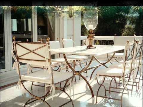 Πολυθρόνες κήπου τραπέζια γωνιακά σαλόνια κήπου