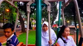 PATROLI PACARAN - SMAN 82 JAKARTA #DQMOVEST2016