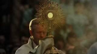 JESUS EN LA EUCARISTIA - Si Conocieras Como Te Amo