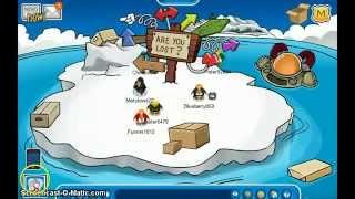 Club Penguin April Fools Day Party Scavenger Hunt 2011