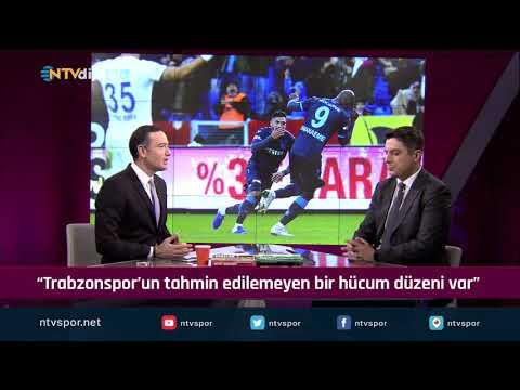 ''Trabzonspor'un Hücumlarını Tahmin Etmek Imkansız'' (Futbol Net 20 Ocak 2020)