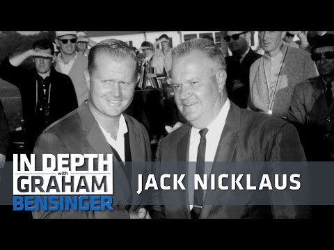 Jack Nicklaus: My green jacket arrived 35 years late