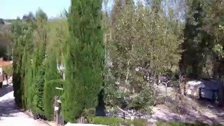 Club Motorhome Aire Video - Camping Natura, Rugat, Valencia