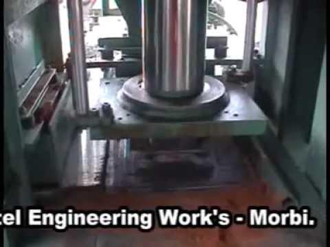 Automatic Paver Block Machine Patel Eng. Works-Morbi