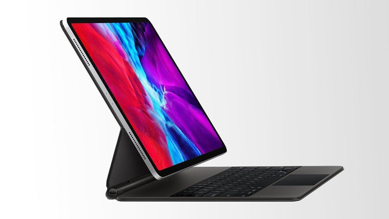 iPad PRO 2020 MỚI: 3 camera sau, Magic Keyboard, Chip A12Z Bionic siêu xịn