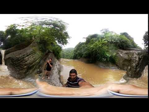 কমল দহ - ১ (Kamal Daha Water falls - 1)