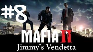 Mafia 2 Jimmy's Vendetta Walkthrough Gameplay Part 8 - WORLDS BEST BODYGUARD!