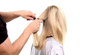 видео Стрижки на средние волосы без челки: женские, мужские