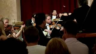 Michael Bulychev-Okser plays Mozart - Concerto No. 17, I movement
