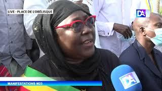 """Adji Mbergane Kanouté (député): """" Le 23 Juin est combat contre la tripatouillage de la constitution"""""""