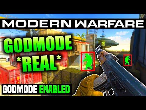 Modern Warfare HACKS Godmode Is Real Wtf (Call Of Duty Hacker Gameplay)