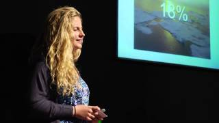 Food for thought; save the world, one vegetable at a time: Michelle Nelson at TEDxVillageGate