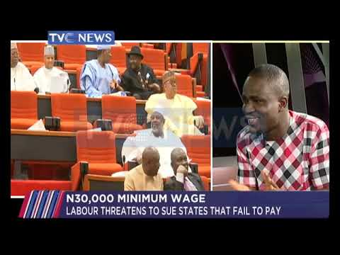Labour threatens to sue states that fail to pay new minimum wage