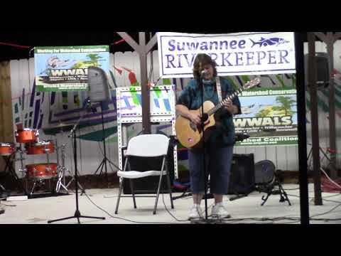 Santa Fe River song --Judge Cindy Bear