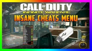 CoD: Infinite Warfare USB Mod/Cheat Menu TUTORIAL | XBOX ONE/PS4/PC | + Download