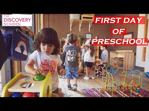 Helping Your Son Or Daughter Possess a Great First Day's Preschool